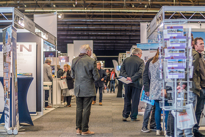 Second Home Expo Ghent Antwerp 2018: the Antwerp exhibition hall