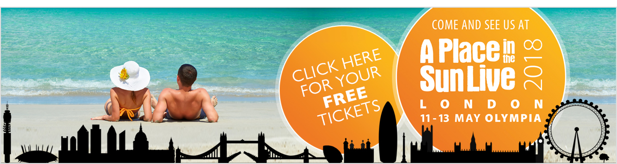 A Place in the Sun Live 2018, London Olympia: Get your FREE tickets