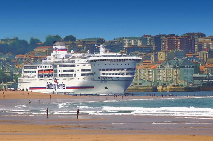 Spain without the plane, new direct ferry route from Ireland launched
